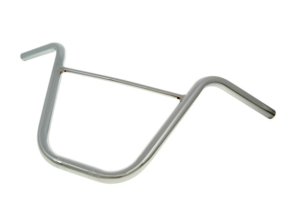 handlebar chromed for Puch Maxi