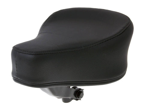 saddle / seat black new type for Puch Maxi