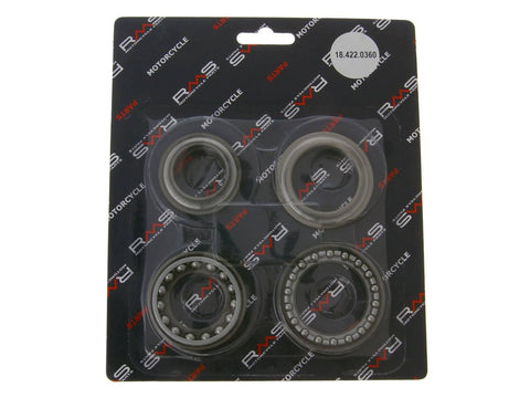 steering bearing set RMS for Honda Pantheon 2-, 4-stroke, Foresight 250