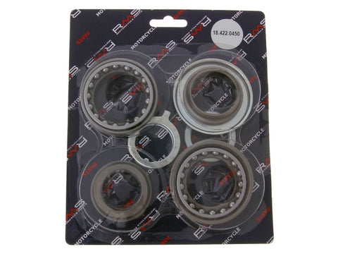 steering bearing set RMS for Piaggio Beverly, Carnaby 125-350, Aprilia Scarabeo