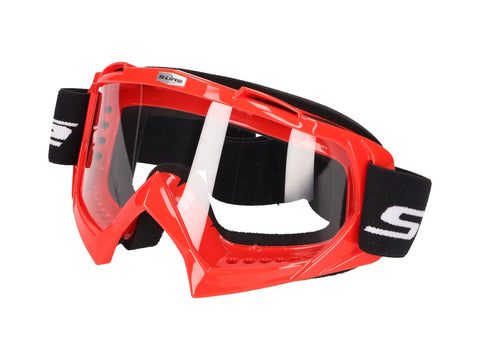 MX goggle S-Line red