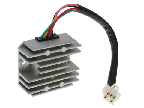 regulator / rectifier for SYM Euro MX, Shark, Husky, Jet