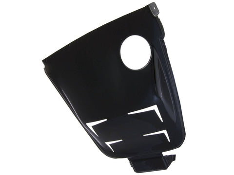 undertail bodywork / underseat tray MTKT black for SYM Euro-Jet