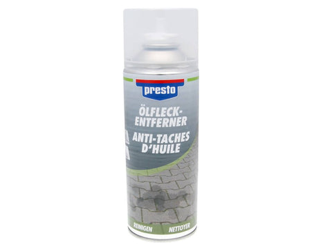oil stain remover spray Presto 400ml