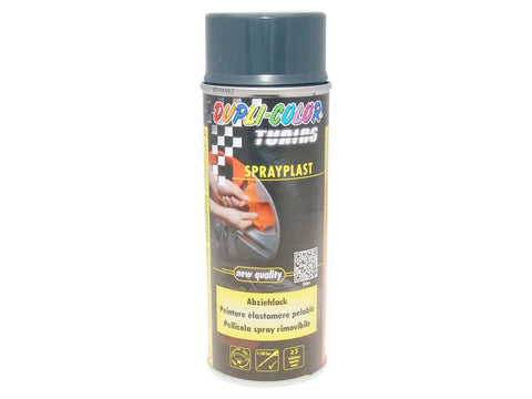 strippable lacquer Dupli-Color Sprayplast carbon glossy 400ml