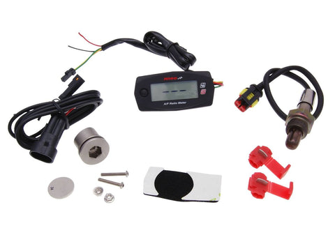 air-fuel ratio gauge Koso Lambda Meter Mini Style for 4-stroke engines