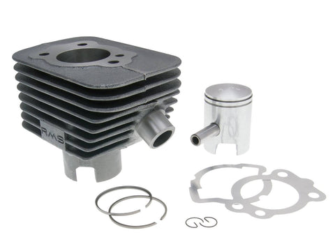 cylinder kit RMS 50cc for Piaggio Ciao 50cc, 10mm