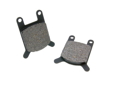 brake pads organic for Zündapp with Magura caliper