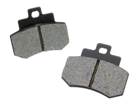 brake pads organic for Kymco Grand Dink 250