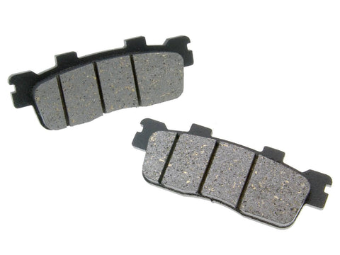 brake pads organic for Kymco Downtown 125i, 300i, Movie S 125i