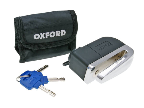 alarm disc lock Oxford Screamer for brake disc