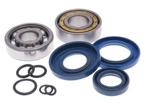 crankshaft bearing set SKF incl. o-rings for Vespa 125, Primavera, ET3