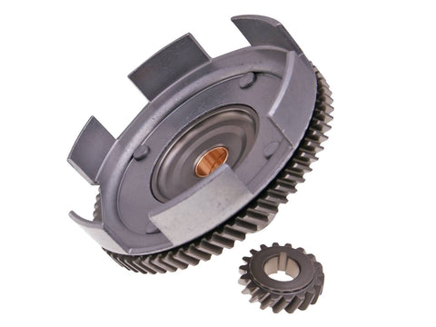 primary transmission gear set 67/18 for Vespa PK 50, 80, 125, Primavera 125, ET3, Special 50, Sprinter 50, V 50