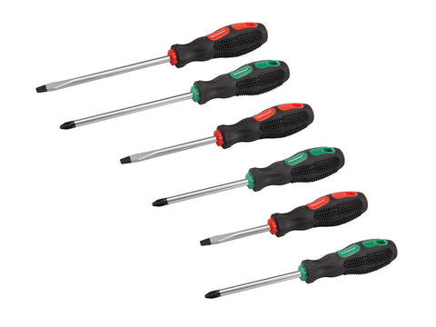 screwdriver set Silverline 6-piece