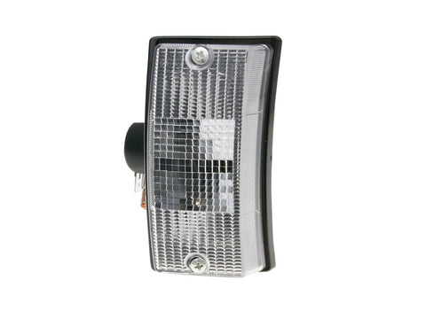indicator light assy front right for Vespa PX 125-200