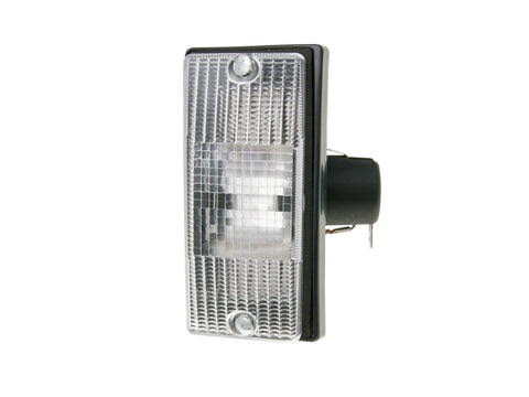 indicator light assy front left for Vespa PX 125-200