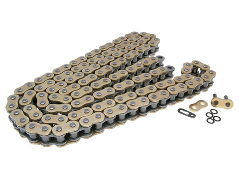 chain DID X-Ring 428 VX x 132 (gold/black)