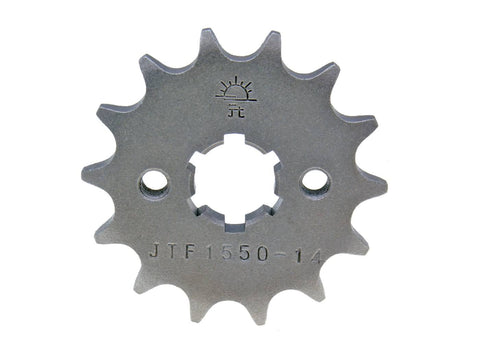 front sprocket 428 - 14 teeth for Minarelli YI-3 125 engine