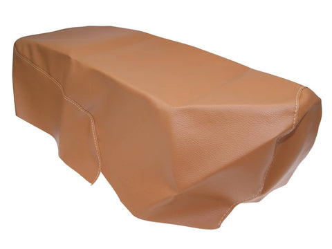 seat cover brown for Piaggio Zip 2000