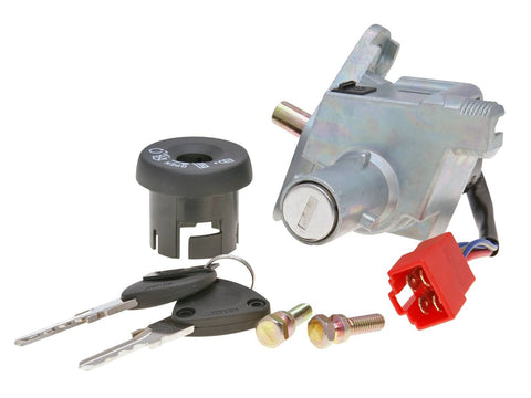 ignition switch / ignition lock for Yamaha Aerox, MBK Nitro (2013-), Yamaha Neos, MBK Ovetto (2009-)