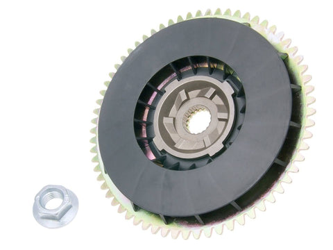 outer pulley complete for variator for Piaggio 50cc 2-stroke (1998-)