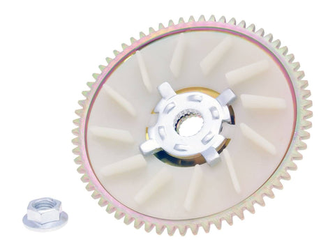 outer pulley complete for variator for Piaggio 50cc 2-stroke (-1998)