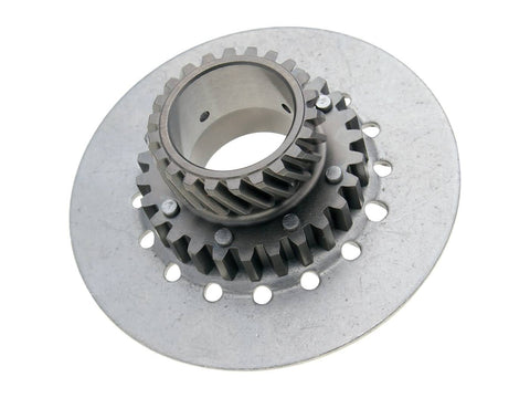 clutch gear 22/26 teeth for Vespa PX 125, 150cc