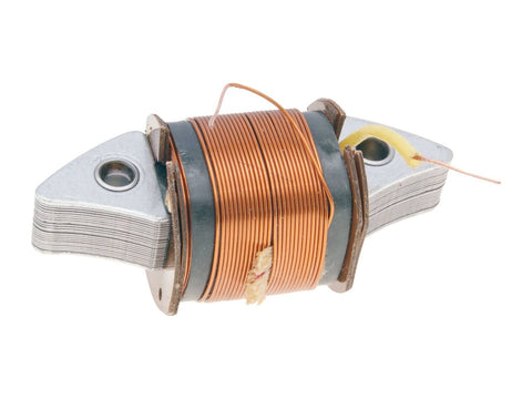 stator plate lighting supply coil 1° for Vespa 90, Vespa 100, Vespa 125 Nuovo, Vespa 125 Primavera 2T
