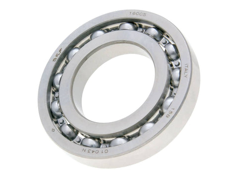 ball bearing SKF 16005 - 25x47x8mm for auxiliary shaft for Vespa Classic, Ape