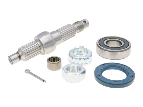 transmission output shaft repair kit 126mm for Piaggio -1999