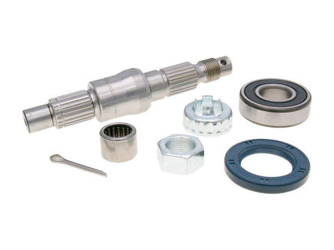 transmission output shaft repair kit 143mm for Piaggio, Vespa 125, 150cc 2-stroke (-1999)