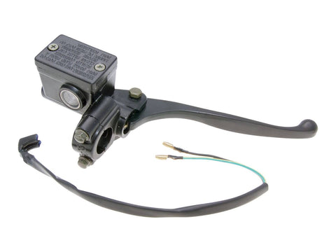 front brake master cylinder / brake pump incl. brake lever for CPI, Keeway, Generic, Ride
