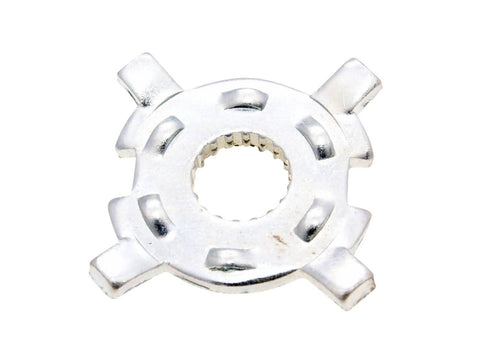 variator lock washer / pulley star washer for Piaggio, Vespa 50cc