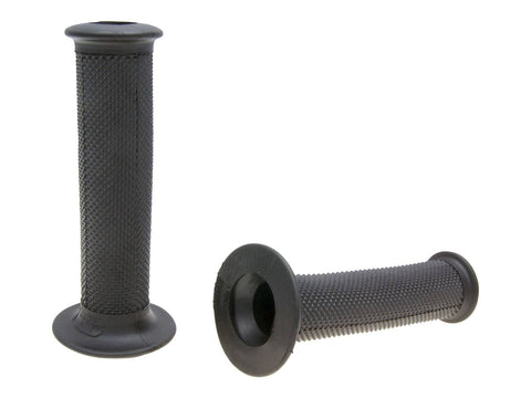 handlebar rubber grip set Domino 1128 on-road open end grips