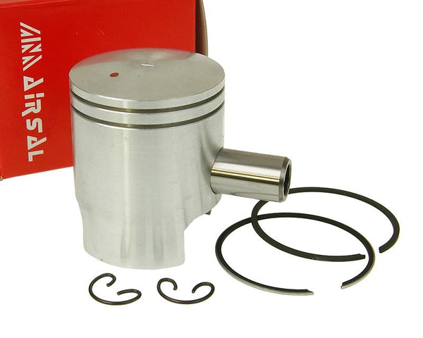 piston kit Airsal T6-Racing 49.2cc 40mm for CPI, Keeway (2003) Euro 2 inclined