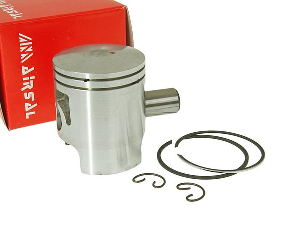 piston kit Airsal T6-Racing 49.2cc 40mm for Piaggio AC