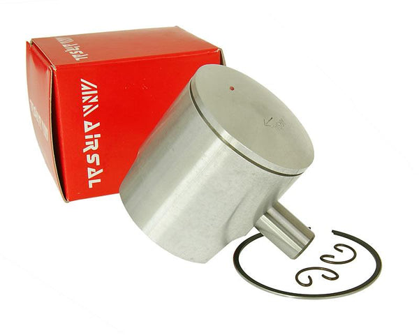 piston kit Airsal T6-Racing 69.7cc 47.6mm for Piaggio AC
