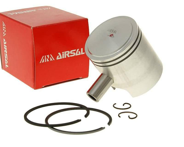 piston kit Airsal sport 65cc 46mm for Peugeot vertical AC