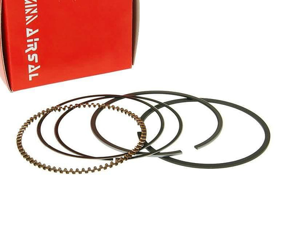 piston ring set Airsal sport 149.5cc 57.4mm for Keeway 125cc