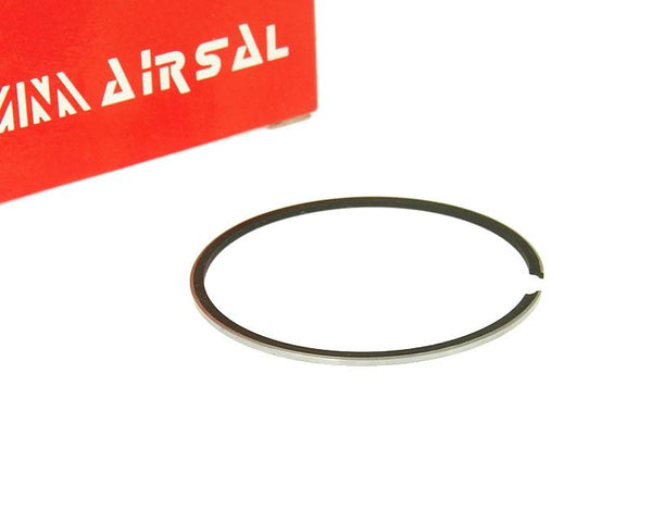 piston ring Airsal T6-Racing 69.7cc 47.6mm for Peugeot horizontal AC