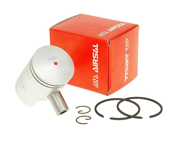 piston kit Airsal T6-Racing 48.8cc 38mm for Puch Maxi (new type)