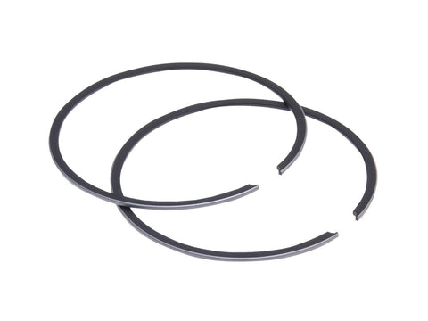 piston ring set Airsal sport 70.5cc 48mm, 39mm cast iron for Minarelli AM