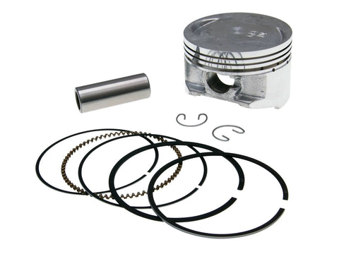 piston kit Airsal sport 163.4cc 60mm for SYM Symphony 125, Peugeot Tweed 125