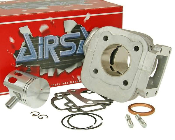 cylinder kit Airsal T6-Racing 49.2cc 40mm for Minarelli vertical