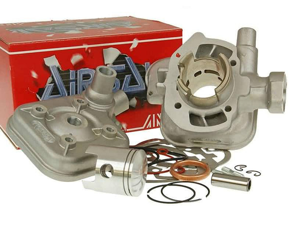 cylinder kit Airsal T6-Racing 49.2cc 40mm for Peugeot horizontal LC