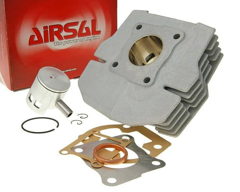 cylinder kit Airsal sport 65.7cc 45mm for Honda MB50, MT50, MTX50, NSR 50