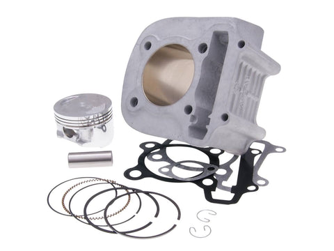 cylinder kit Airsal sport 163.4cc 60mm for SYM Symphony 125, Peugeot Tweed 125