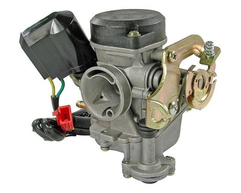 carburetor replacement for 4-stroke 139QMB/QMA