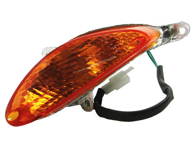 indicator light assy front right, orange for BT49QT-9