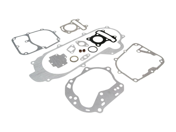 "engine gasket set for 10"" wheel, 669mm drive belt for GY6 50cc"